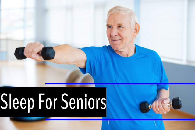 sleep for seniors