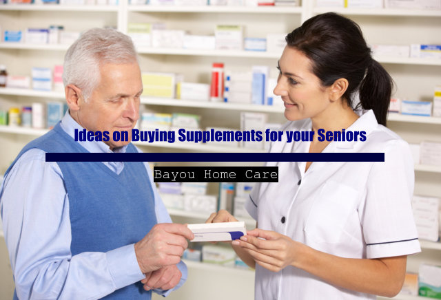 old man asking his pharmacist