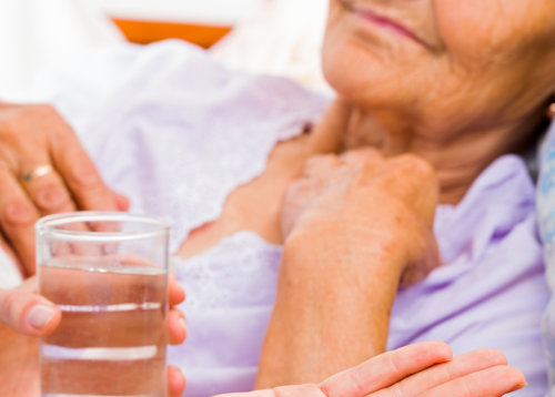 Water: Powerful Ingredient to Healthy Senior Life
