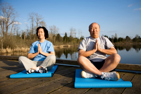 Ways to Help Seniors Maintain or Recover Their Good Posture