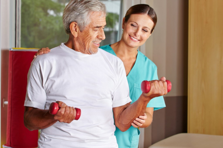 HOW OCCUPATIONAL THERAPY HELPS IMPROVE LIFE OF SENIORS